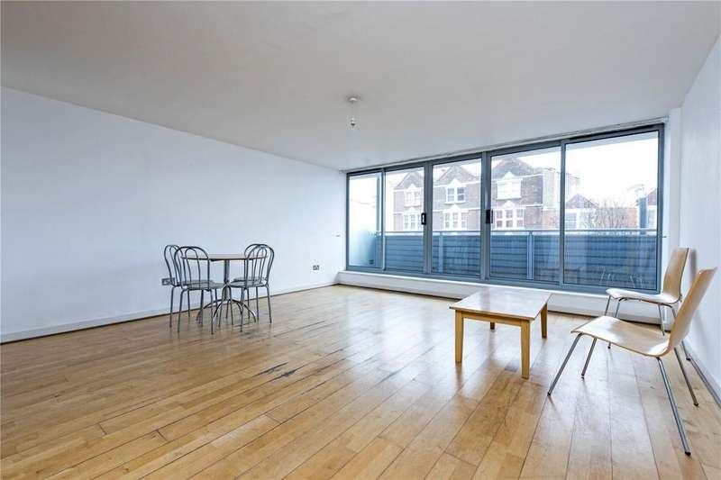 2 Bedrooms Flat for sale in Gateway House, 2A Balham Hill, Clapham South, London, SW12