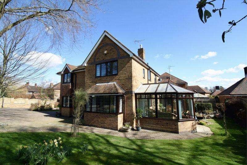 5 Bedrooms Detached House for sale in Thornleys, Cherry Burton