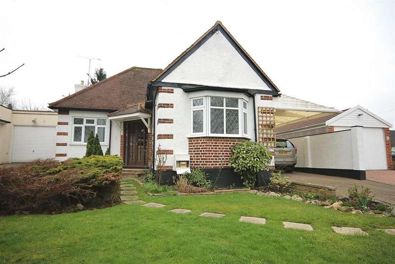 3 Bedrooms Bungalow for sale in Ash Ride, Crews Hill/Enfield