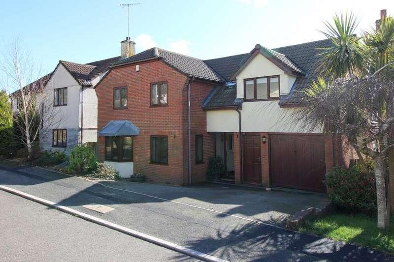 5 Bedrooms Detached House for sale in New Meadow, Ivybridge