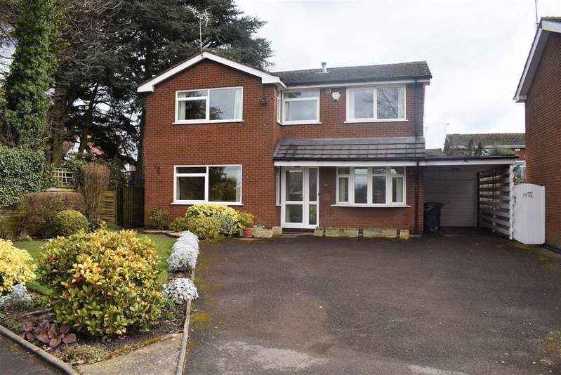 4 Bedrooms Detached House for sale in Higham Lane, Nuneaton