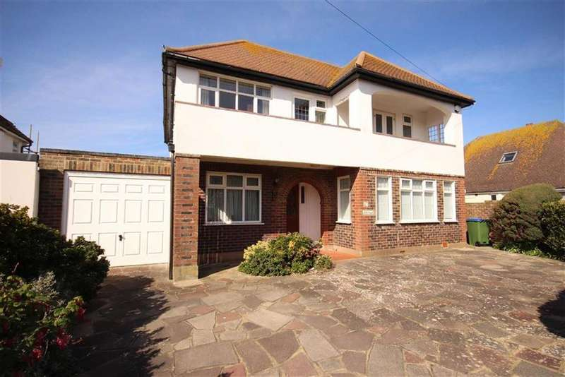 4 Bedrooms Detached House for sale in Corsica Road, Seaford