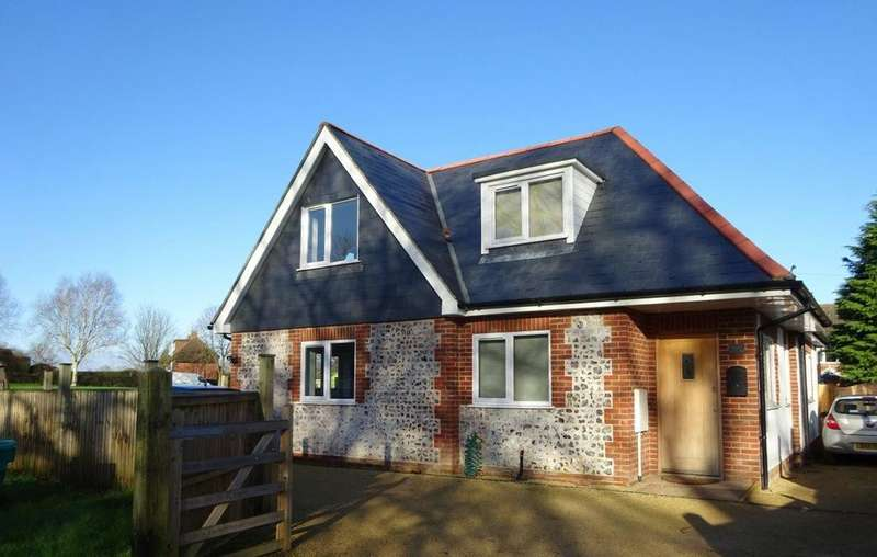 2 Bedrooms Semi Detached House for rent in TATSFIELD