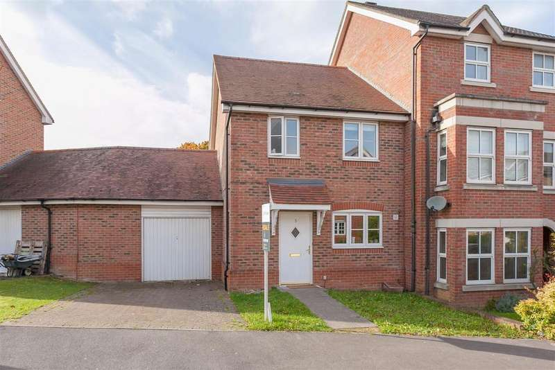 3 Bedrooms Semi Detached House for sale in Terrett Avenue, Headington, Oxford