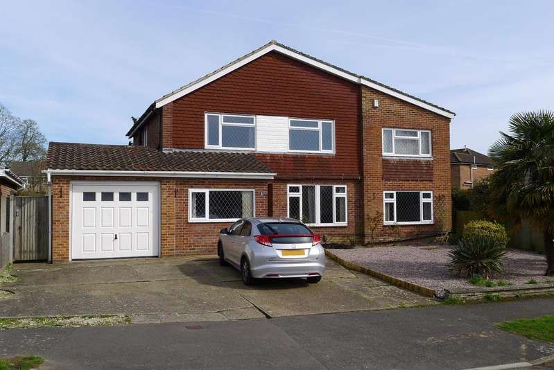 5 Bedrooms Detached House for sale in UPLANDS