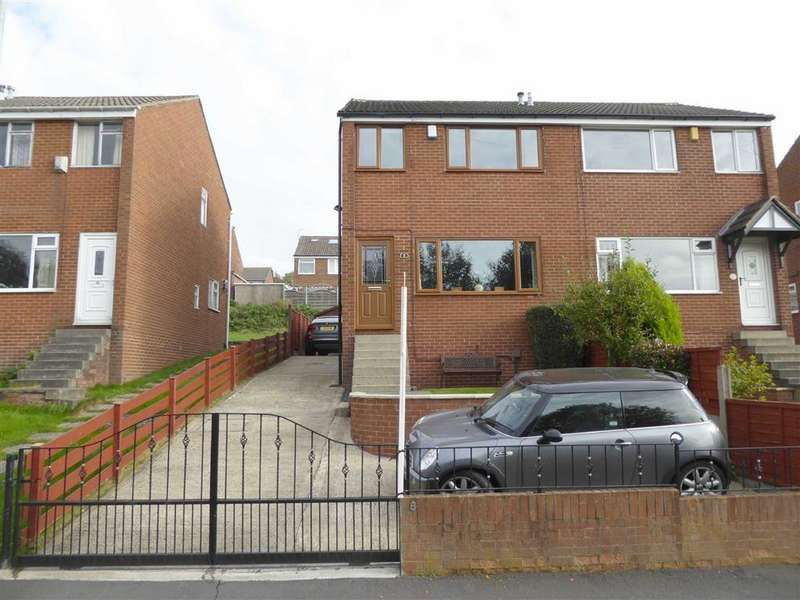 3 Bedrooms Semi Detached House for sale in Granny Lane, Wortley, Leeds, West Yorkshire, LS12
