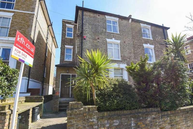 2 Bedrooms Maisonette Flat for sale in Wimbledon Park Road, Southfields