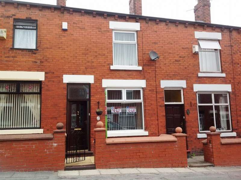 2 Bedrooms Terraced House for rent in Clarendon Road Tonge Fold Bolton