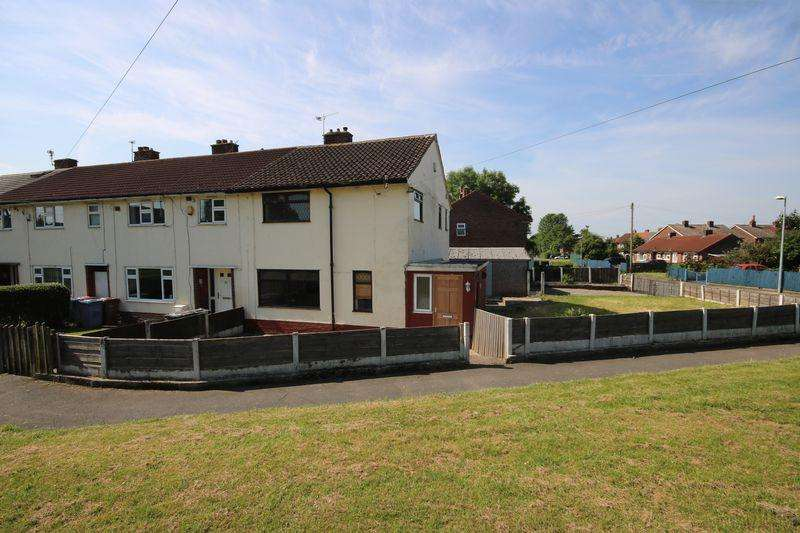 3 Bedrooms Terraced House for sale in Ridyard Street, Worsley