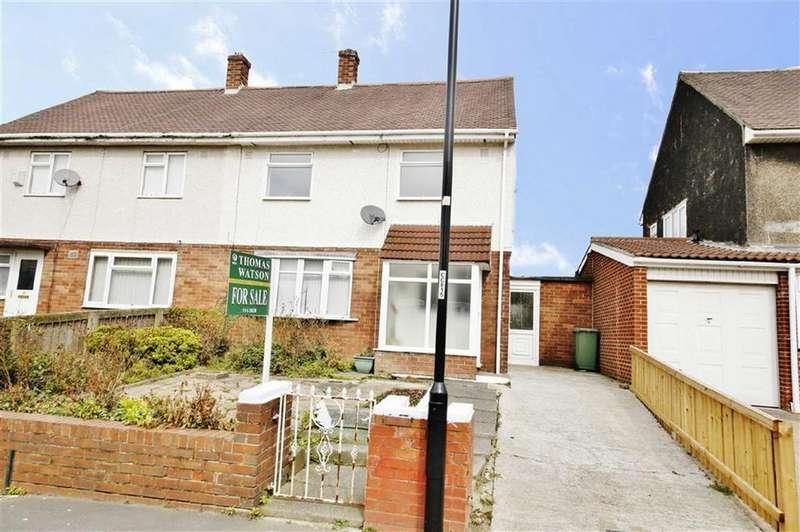 3 Bedrooms Semi Detached House for sale in Swindon Square, Springwell, Sunderland, SR3