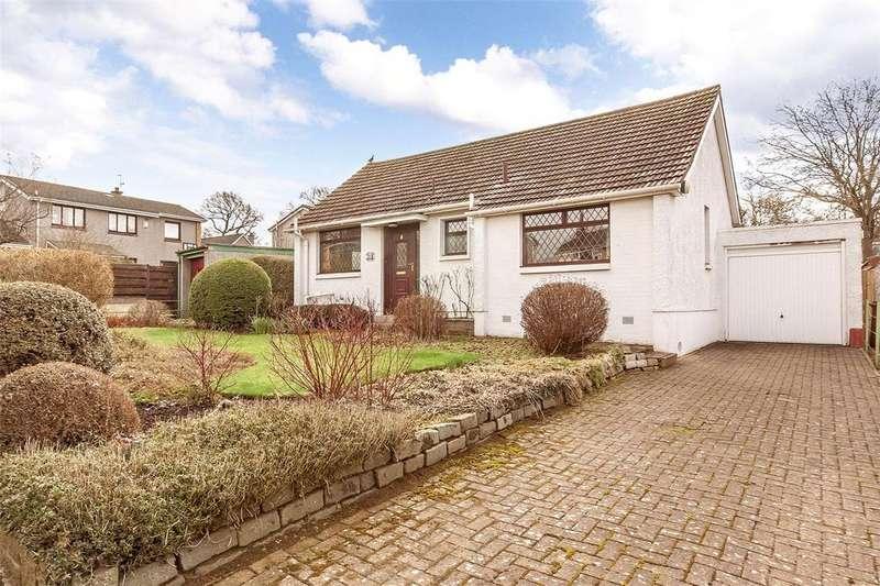 2 Bedrooms Detached Bungalow for sale in 3 Barnton Park Gardens, Edinburgh, EH4
