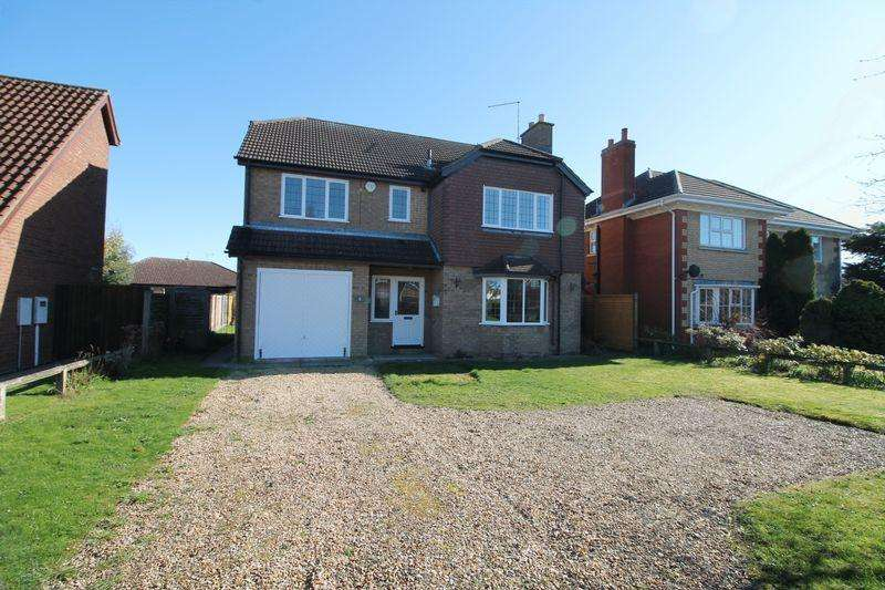 4 Bedrooms Detached House for sale in The Parkway, Spalding