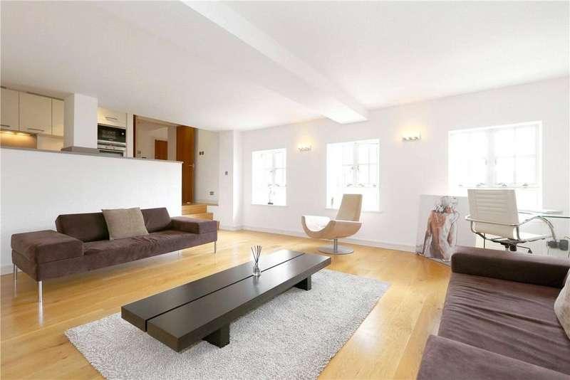 2 Bedrooms Apartment Flat for sale in Luxborough Street, Marylebone, W1U