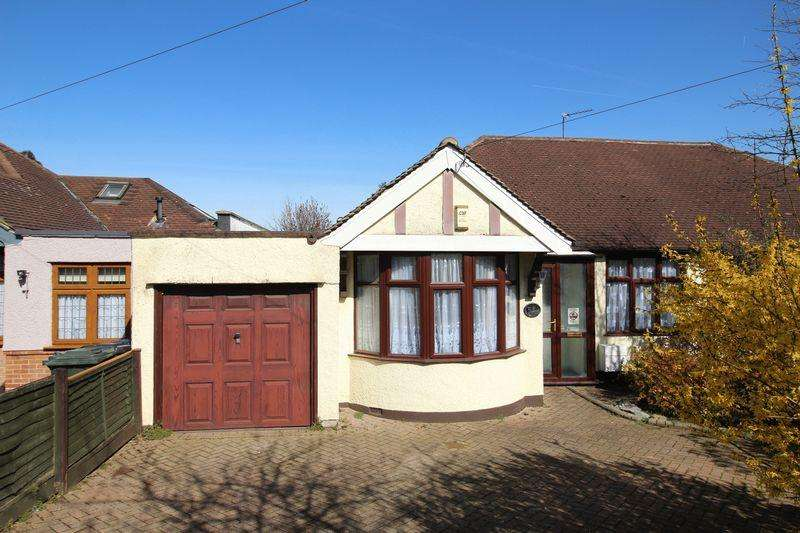 2 Bedrooms Semi Detached Bungalow for sale in Weirdale Avenue, Whetstone