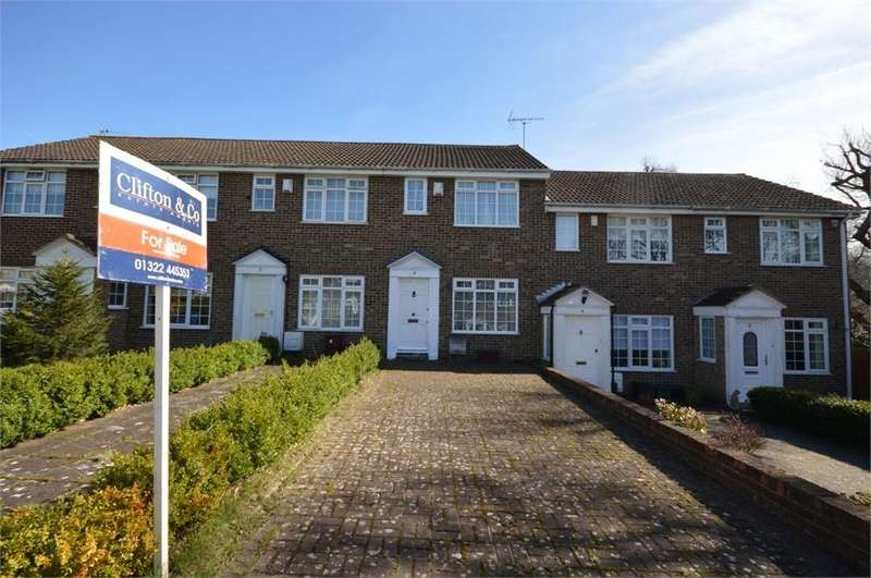 2 Bedrooms Terraced House for sale in Treetops Close, Upper Abbey Wood