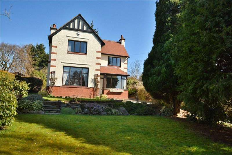 3 Bedrooms Detached House for sale in Rawdon Road, Horsforth, Leeds, West Yorkshire