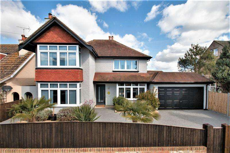 4 Bedrooms Detached House for sale in Nelson Road, West Bognor Regis