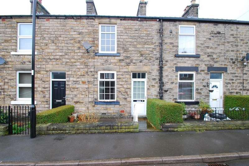2 Bedrooms Terraced House for sale in Victoria Road Stocksbridge Sheffield