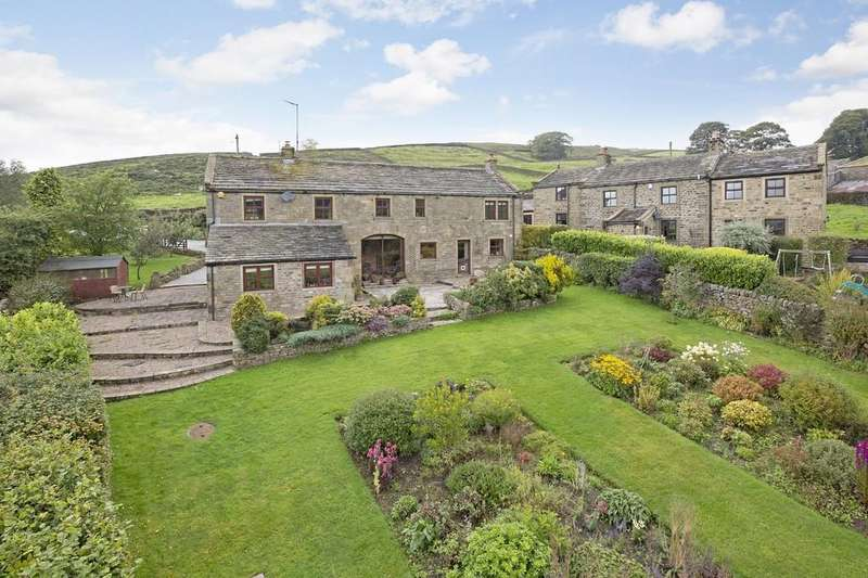 8 Bedrooms Detached House for sale in White House Farm White House Barn, Skyreholme