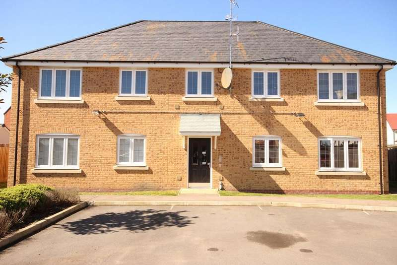 1 Bedroom Apartment Flat for sale in Ash Tree Covert, Silsoe , MK45