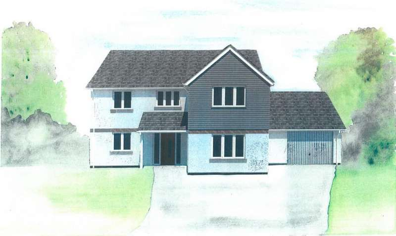 4 Bedrooms Detached House for sale in Beech Drive, Newton Poppleford