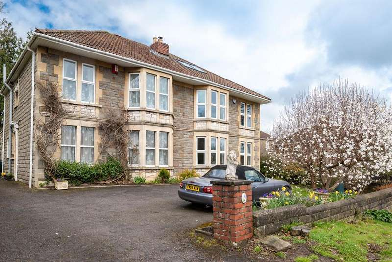 4 Bedrooms Semi Detached House for sale in Willsbridge Hill, Willsbridge, Bristol