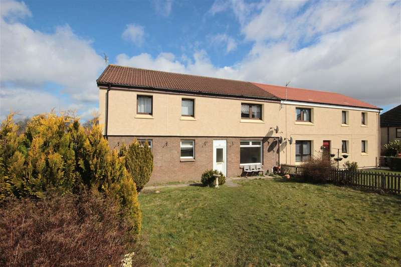 3 Bedrooms Flat for sale in Haining Road, Whitecross, Linlithgow