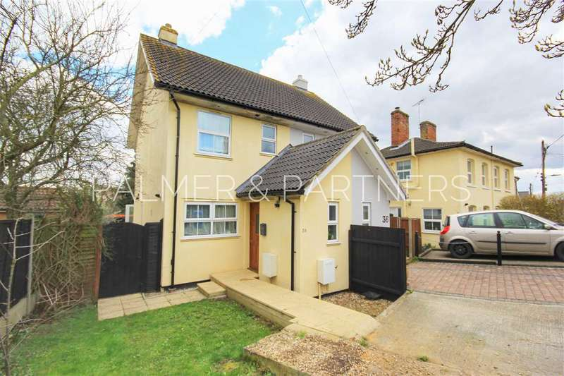 2 Bedrooms Semi Detached House for sale in Acton Lane, Sudbury
