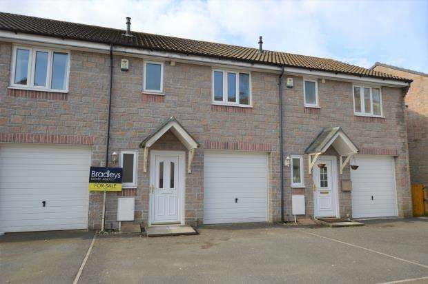3 Bedrooms Terraced House for sale in Springfield Road, Liskeard, Cornwall