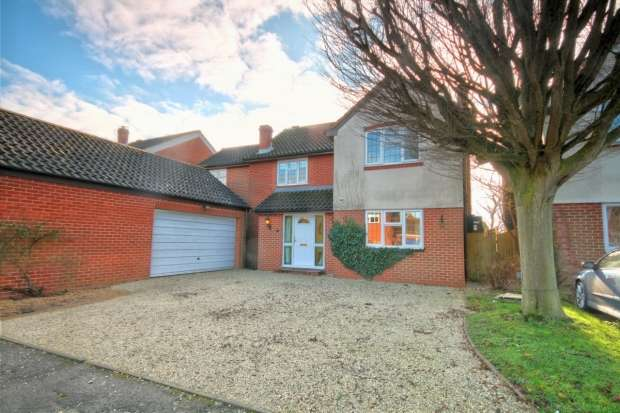 4 Bedrooms Detached House for sale in Mill Road Oakley Aylesbury