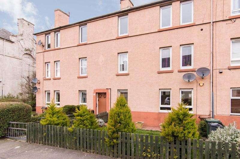 1 Bedroom Property for sale in 27/2, Stenhouse Avenue West, Stenhouse, Edinburgh, EH11 3EY