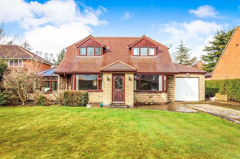 4 Bedrooms Detached House for sale in Wood Lane, Wickersley, Rotherham, S66