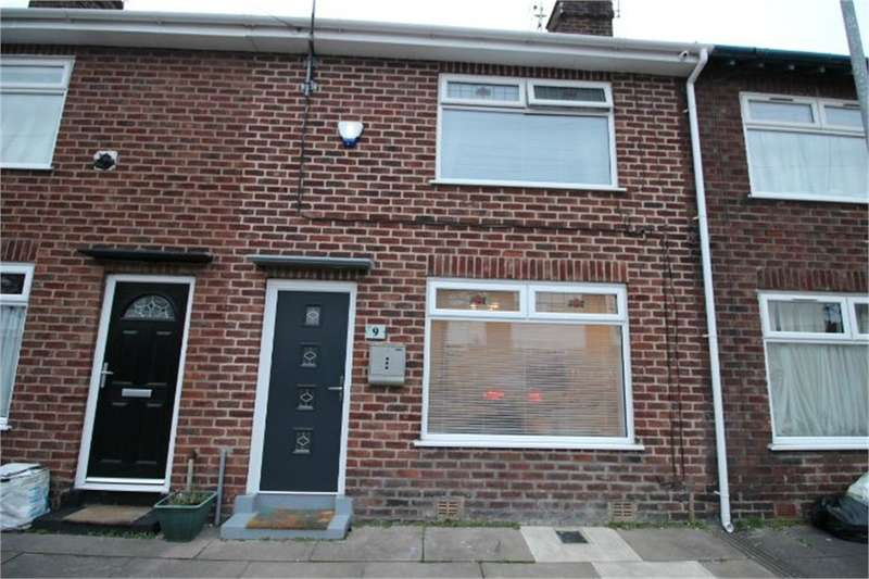 2 Bedrooms Terraced House for sale in Second Avenue, Crosby, LIVERPOOL, Merseyside