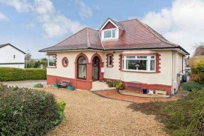 5 Bedrooms Detached House for sale in Auchenlodment Road, Elderslie, Johnstone, Renfrewshire