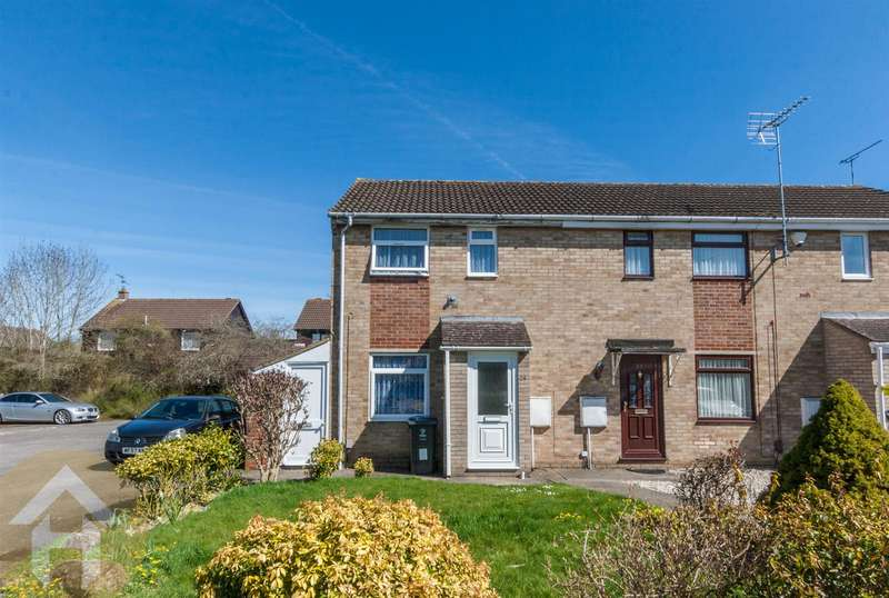 2 Bedrooms End Of Terrace House for sale in Woodchester, Westlea, Swindon SN5