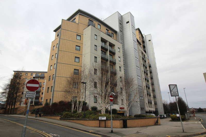 2 Bedrooms Flat for sale in Elmwood Lane, Leeds City Centre