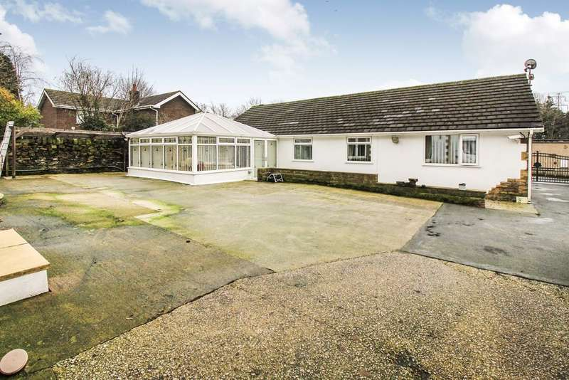 4 Bedrooms Detached House for sale in Rockhill Lane, Bradford