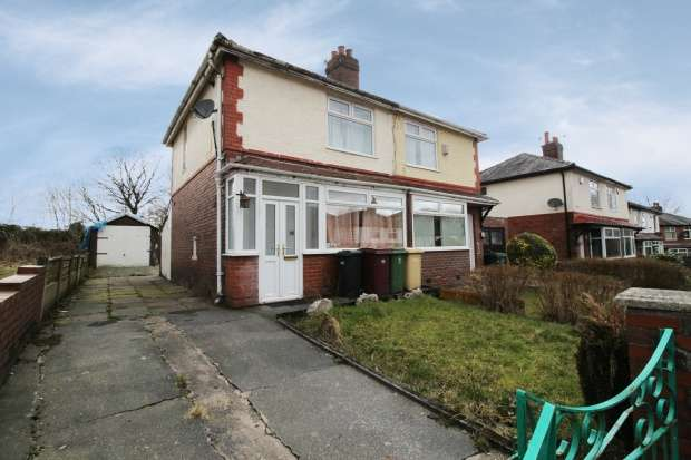 3 Bedrooms Semi Detached House for sale in Callis Road, Bolton, Lancashire, BL3 5QA