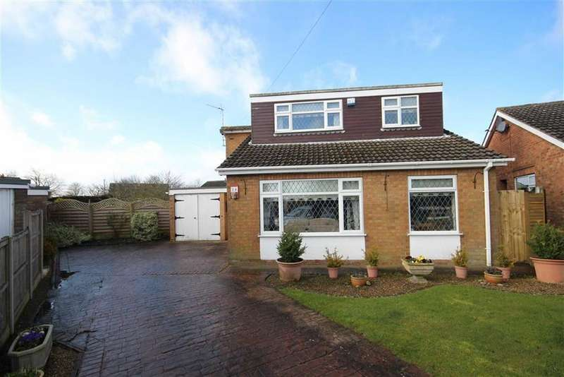 3 Bedrooms Detached Bungalow for sale in Paynell, Dunholme, Lincoln, Lincolnshire
