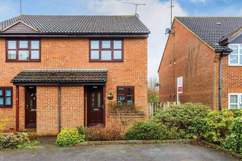 2 Bedrooms Semi Detached House for sale in Tongham Meadows, Farnham