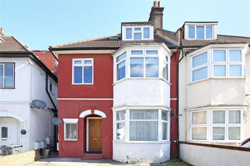 2 Bedrooms Flat for sale in Norbury Crescent, London, SW16