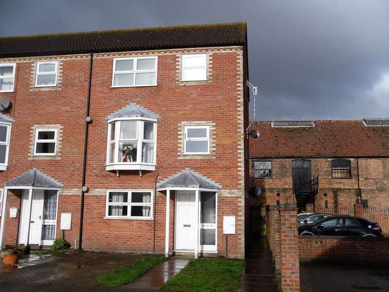 1 Bedroom Apartment Flat for sale in Old Foundry Place, Leiston
