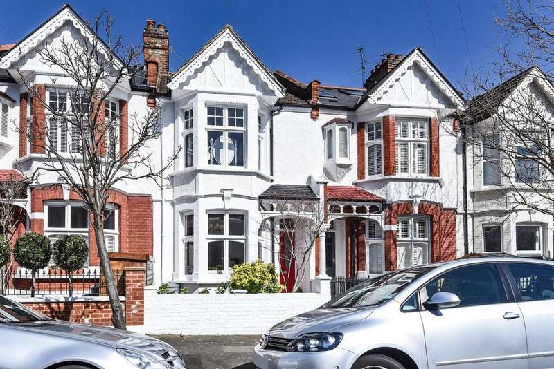 3 Bedrooms Terraced House for sale in Wolseley Avenue, Wimbledon Park