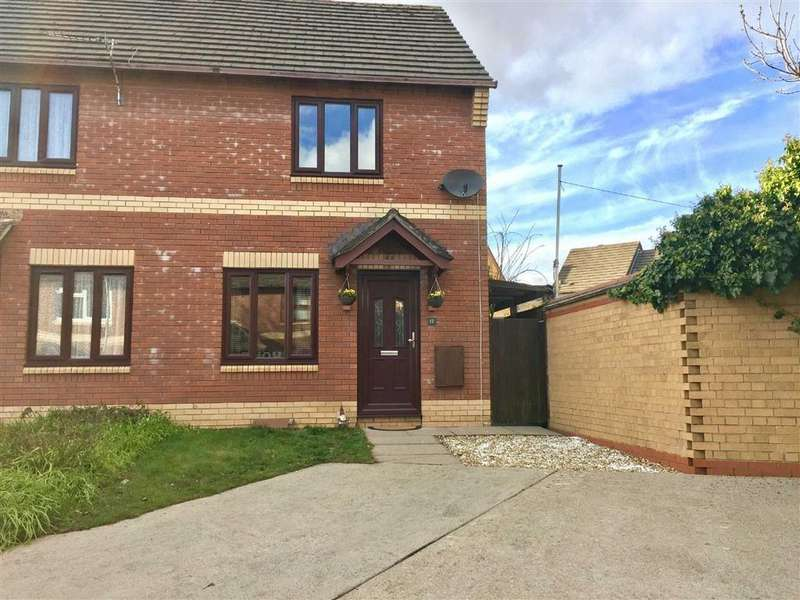 2 Bedrooms End Of Terrace House for sale in Fairacre Close, Thornhill, Cardiff