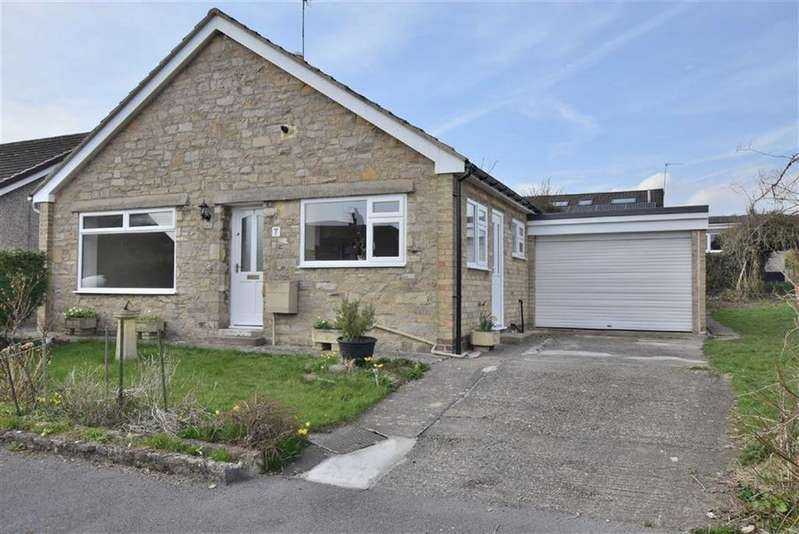 2 Bedrooms Detached Bungalow for rent in White Friars Walk, Richmond, North Yorkshire