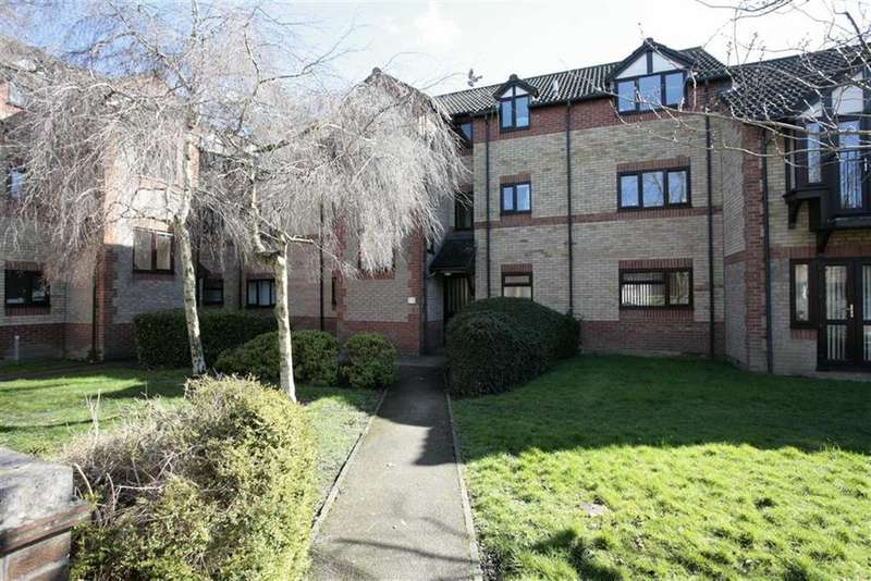 1 Bedroom Flat for sale in Longworth Close, Banbury