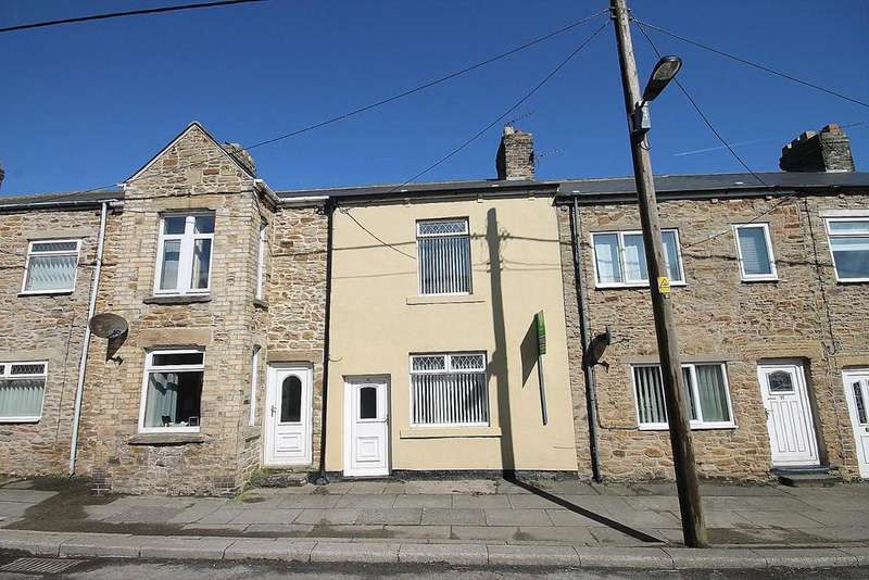 2 Bedrooms Terraced House for sale in Mount Pleasant, Stanley, Crook
