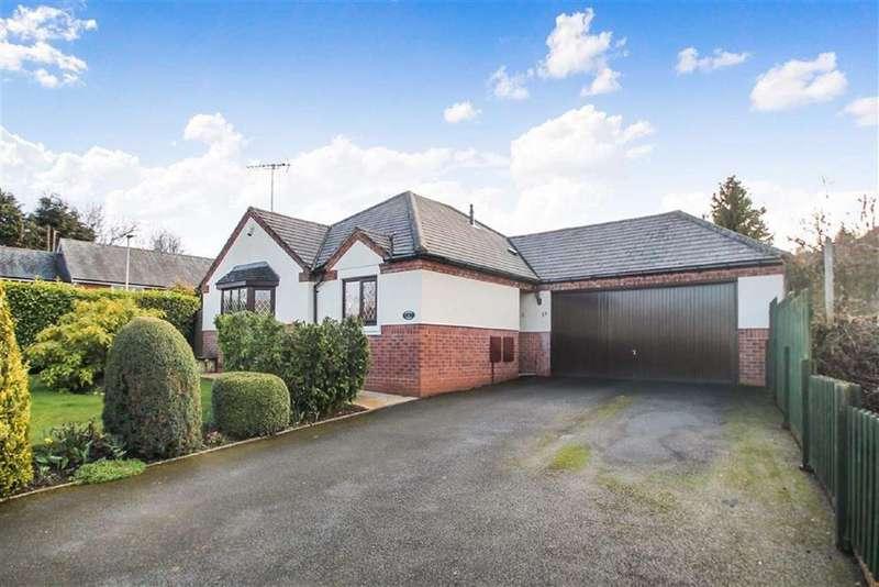 2 Bedrooms Detached Bungalow for sale in Offas Green, Norton, Presteigne