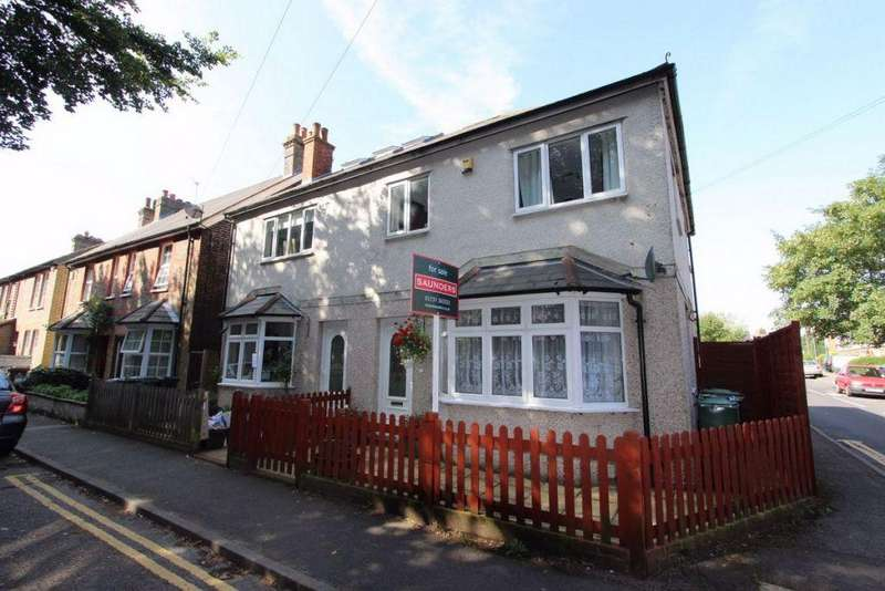 4 Bedrooms Semi Detached House for sale in Shrubland Road, Banstead