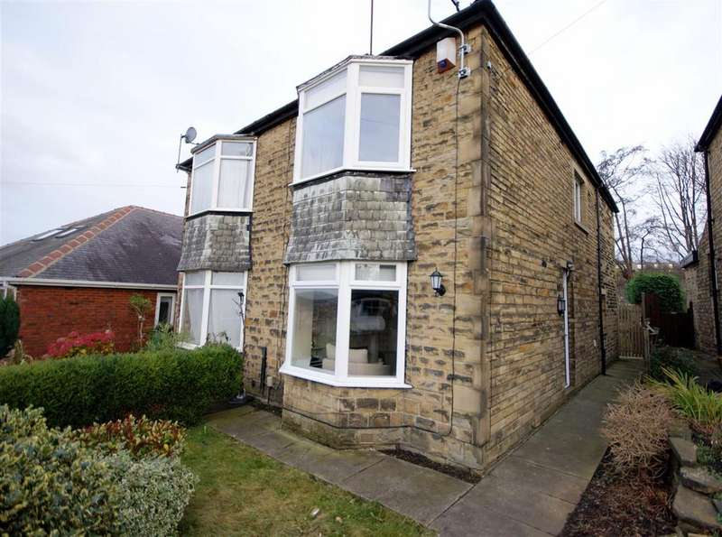 3 Bedrooms Semi Detached House for sale in Thornhill Road, Brighouse